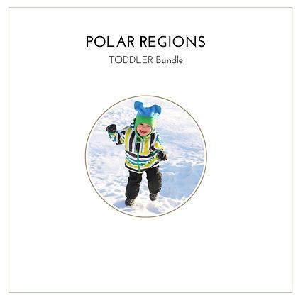 Polar Regions Toddler Bundle