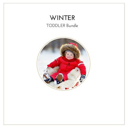 Winter Toddler Bundle