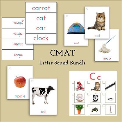 Language Bundle - Letters CMAT
