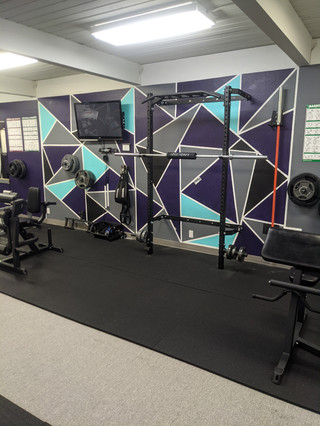 2 PRX power racks for heavy lifting or variety or workouts