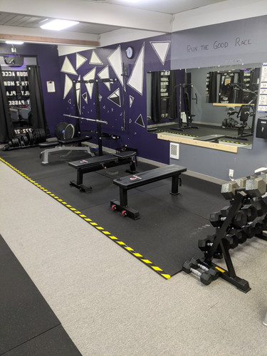 PRX squat and bench power rack