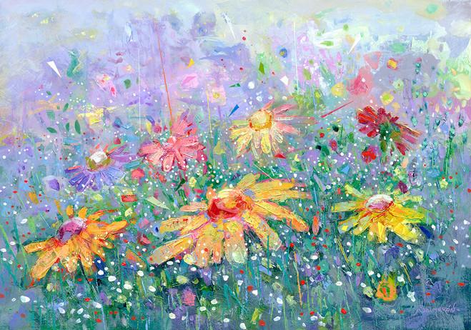 Campo de Flores Nº 07