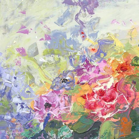 Flores de Jardín Nº 01