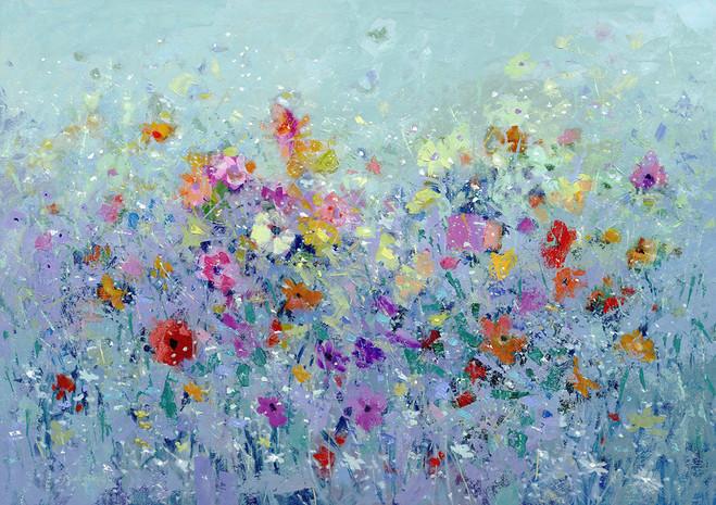 Campo de Flores Nº 01