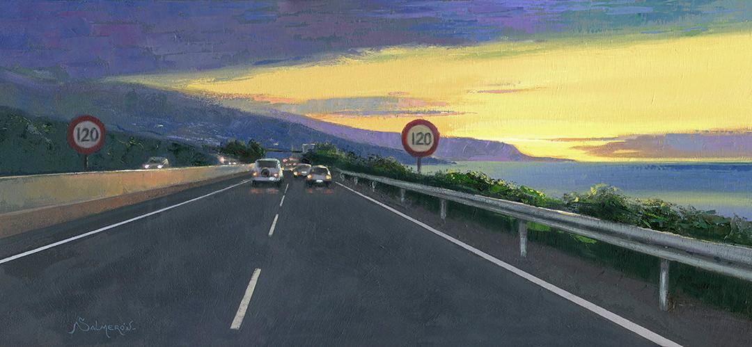 Autopista en Tenerife Nº 01