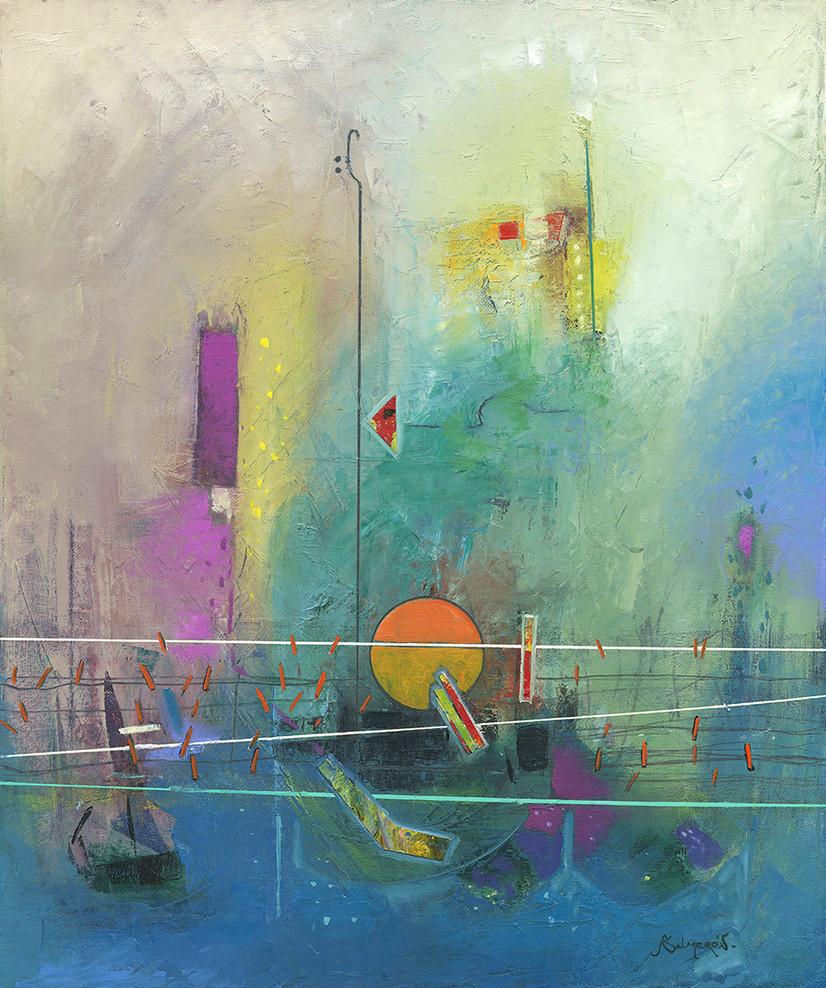 Abstracto Nº 01