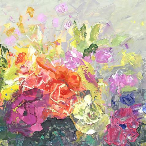Flores de Jardín Nº 02