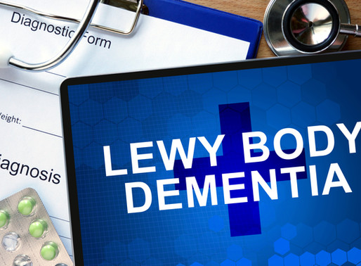 What Is Dementia With Lewy Bodies?