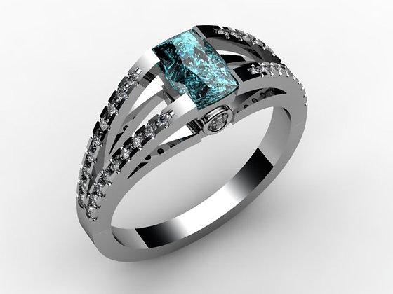 Custom with stone