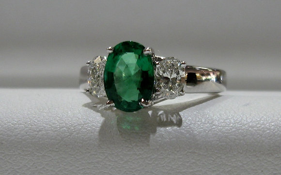 Emerald - Diamond Custom Design