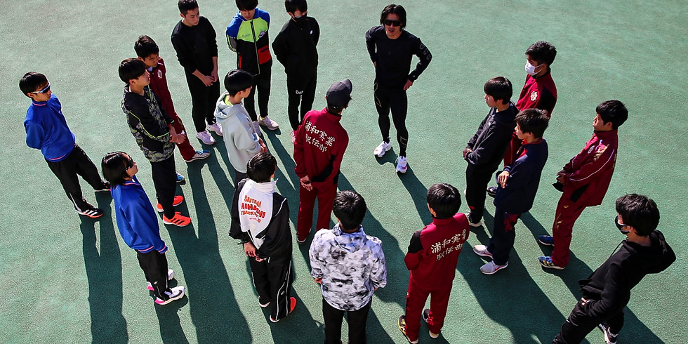 TRYING EC 練習会