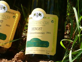Dîner dégustation autour des vins du Domaine Barmès-Buecher