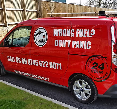 Wrong Fuel Assistance Hattersley