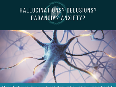 Hallucinations? Delusions? Paranoia? Anxiety?