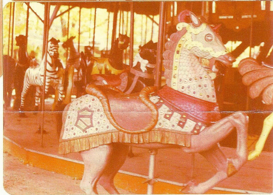 Frank-Krantz-Merry-Go-Round-Horse