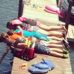 Mandi_Wagner_Shaffer_Kids-on-Dock-1