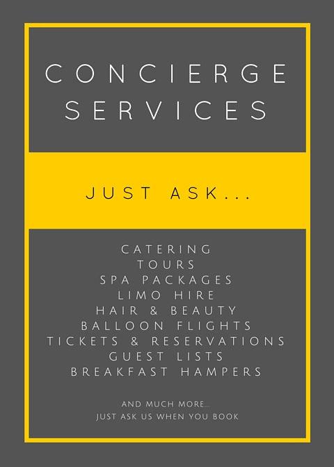 Hen Do Concierge