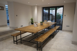 12ft Dining Table