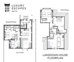 Luxury Escapes Bath - Lansdown House - F