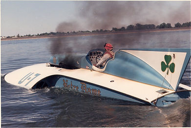1967 U-7 Notre Dame MH 6707 RCBoatCompan