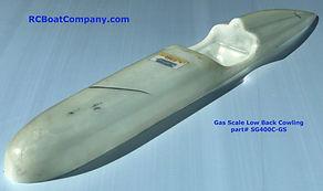 SG400C-GS Low Back Cowling  rcboatcompany.com_.jpg