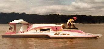 1979 U-31 Miss Circus Circus MH 7931 rcb