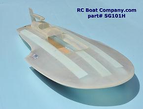 RCBoatCo.com part# SG101H Hull# 6740_196