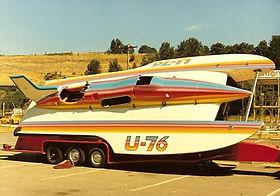 1974 U-76 Miss Technicolor MH 7207 rcboa