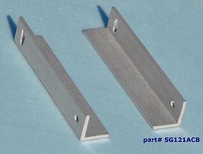 RC Boat Company Aluminum Canard Brackets  SG121ACB.jpg