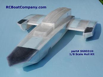 RCBoatCompany.com part SG8031Circus Cana
