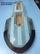 RCBoatCompany.com part_ SG1950H Hull Kit_round nose   top.JPG