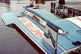 1982 U-00 Atlas van Lines MH 8200 rcboat
