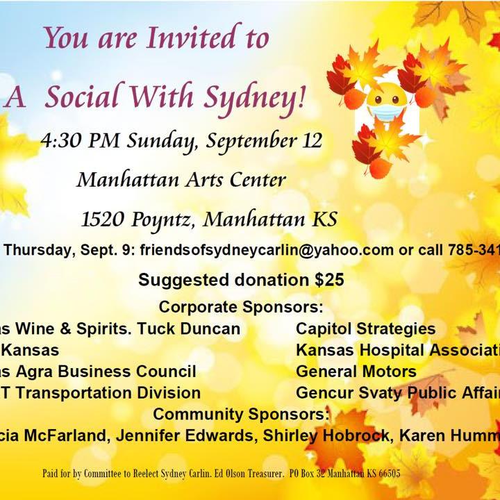 Social with Sydney Carlin