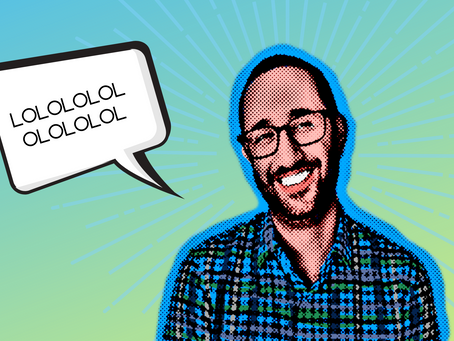 Happy National #LetsLaughDay: How To Use Humor In Your Content Writing