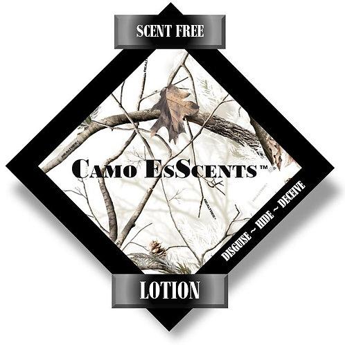 Scent Free Lotion - 8oz