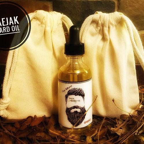 Smoke Beard Oil