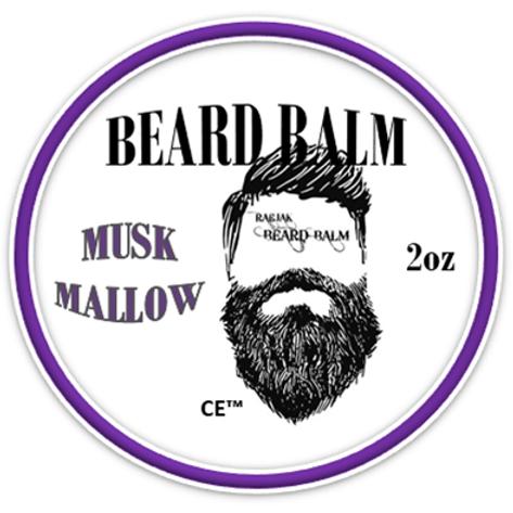 RAEJAK Beard Balm - Musk Mallow