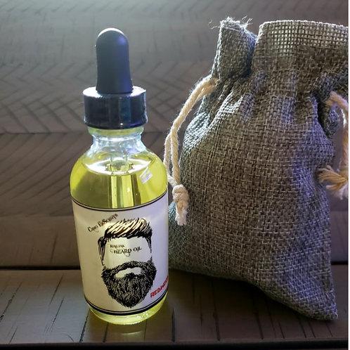 REDWOOD - Beard Oil