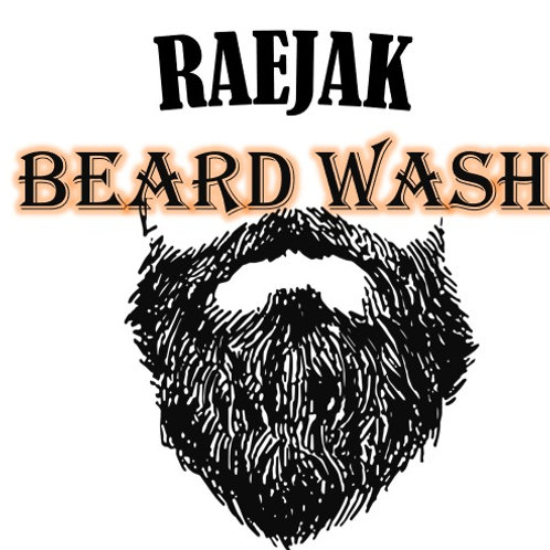 RAEJAK Beard Wash