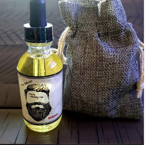 SMOKE - Beard Oil