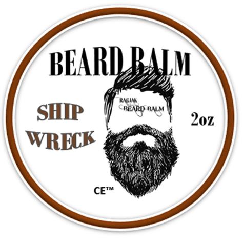 RAEJAK Beard Balm - Ship Wreck
