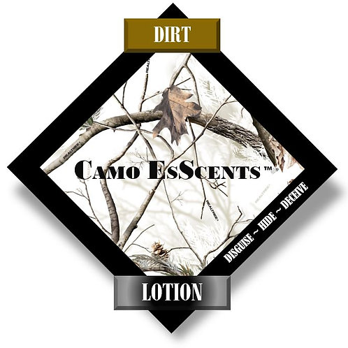 Dirt Scent Lotion