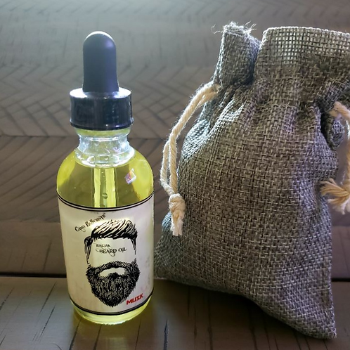MUSK - Beard Oil