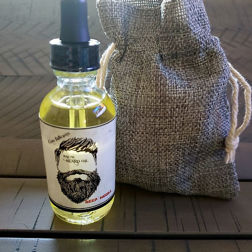 DEEP WOODS - Beard Oil