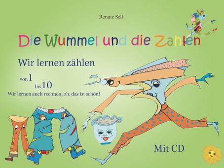 Die Wummel und die Zahlen Buch und CD