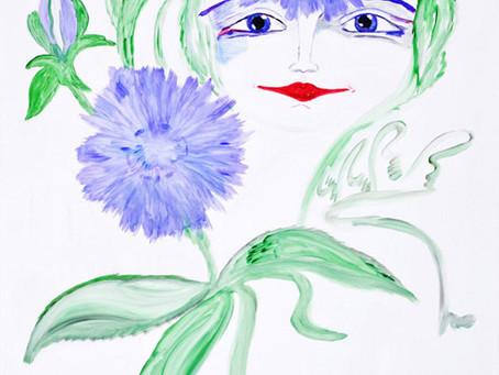 4 Die Bachblüte der Woche Chicory, die Beziehungsblüte