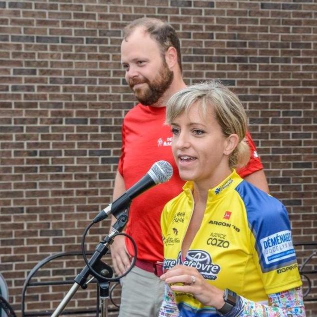 Défi-Vélo Lussier 2017