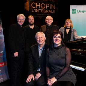 Chopin L'intégrale