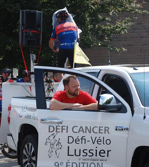 Défi-Vélo Lussier 2018
