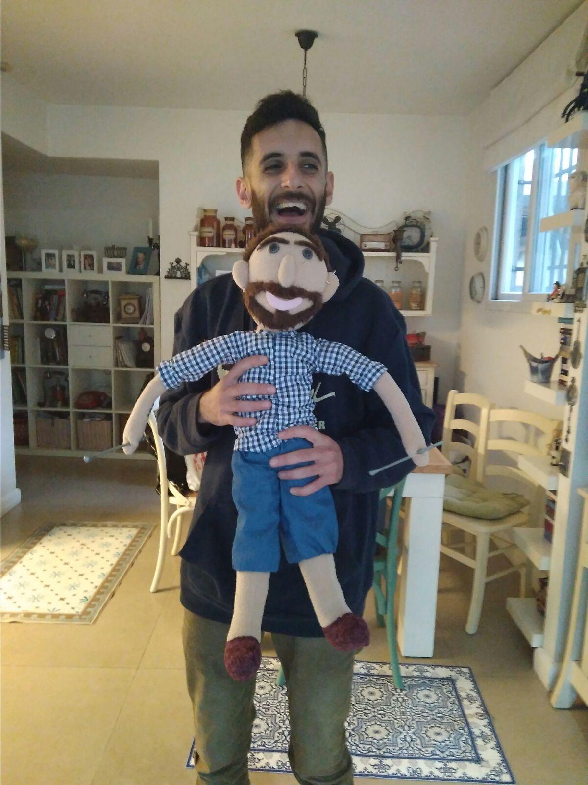 man doll